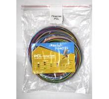 Большой набор низкотемпературного PCL пластика - 14 цветов