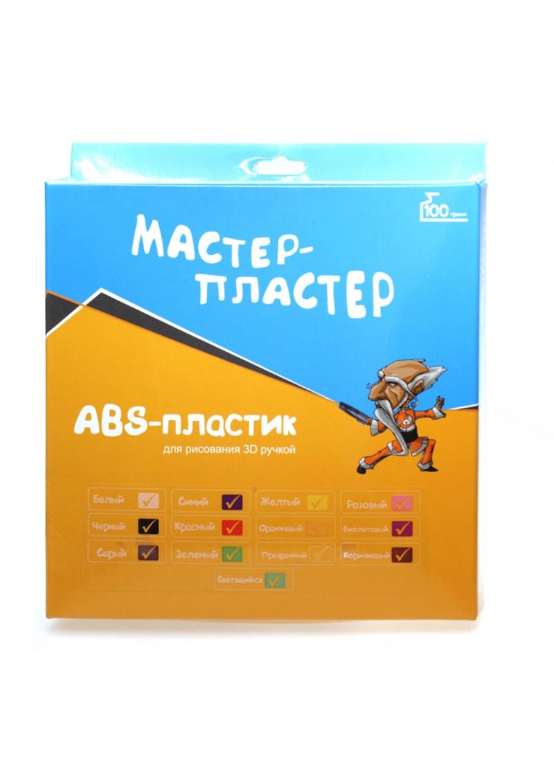 Набор цветного ABS-пластика - 13 цветов
