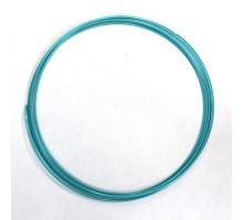 Набор пластика ABS - цвет бирюзовый, 45 метров