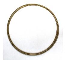 Набор пластика ABS - цвет бронзовый, 45 метров