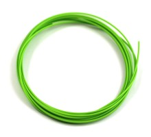 Набор пластика ABS - цвет зеленый, 45 метров
