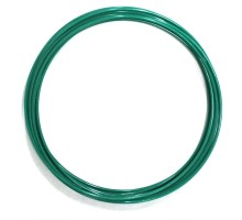 Набор пластика PLA - цвет изумрудный, 45 метров