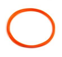 Набор пластика ABS - цвет оранжевый, 45 метров