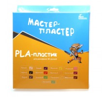 Набор цветного PLA пластика - 13 цветов