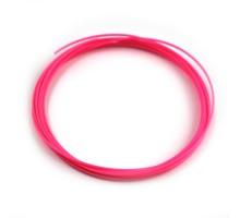 Набор пластика ABS - цвет розовый, 45 метров