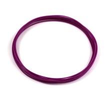 Набор пластика ABS - цвет фиолетовый, 45 метров