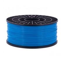 Катушка пластика ABS - цвет голубой, 1 кг