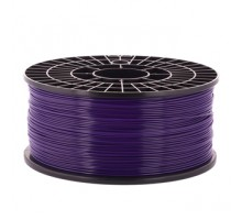 Катушка пластика PLA - цвет фиолетовый, 1 кг