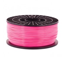 Катушка пластика ABS - цвет розовый, 1 кг